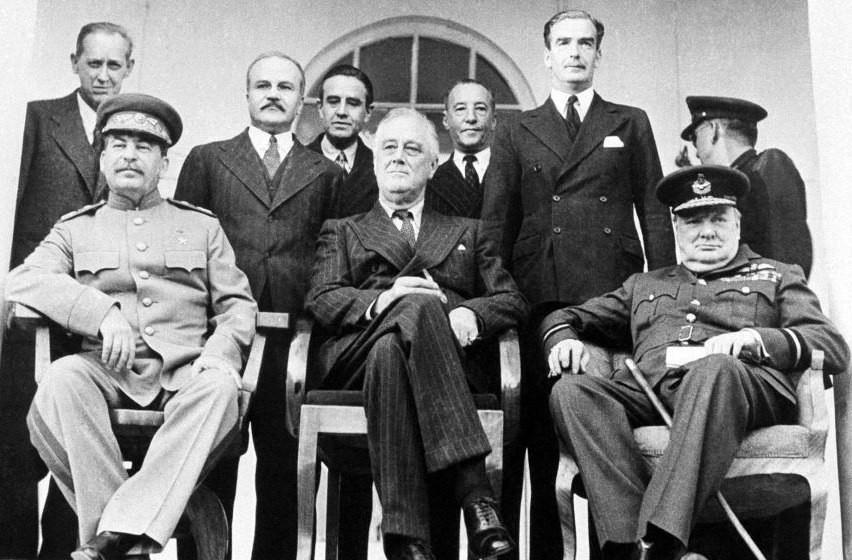 Финансовая подоплека союзников по Антигитлеровской коалиции (1945)